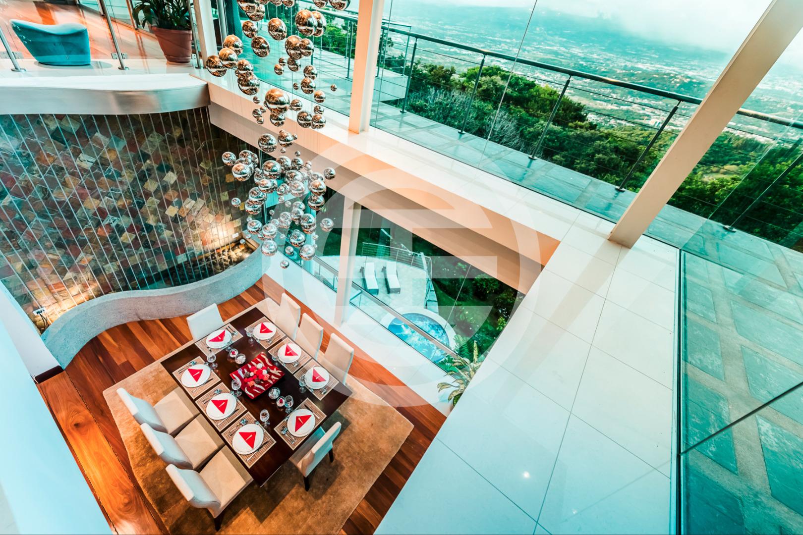 """哥斯达黎加被誉为""""中美洲的瑞士"""",绝美豪宅Parque Montana Del Sol正在居外网上出售"""