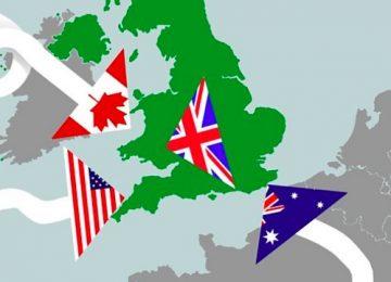 """民间组织呼唤""""盎格鲁圈""""同盟  呼吁加英澳新四国互通"""