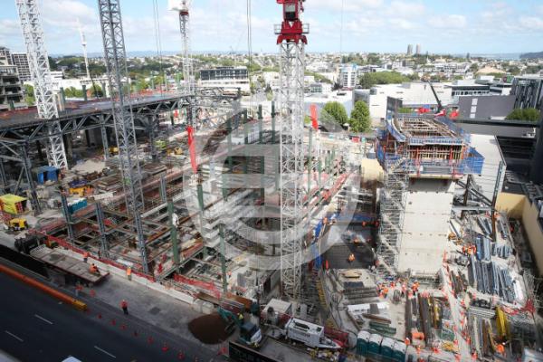 预计2018年新西兰房市的建设速度将加快