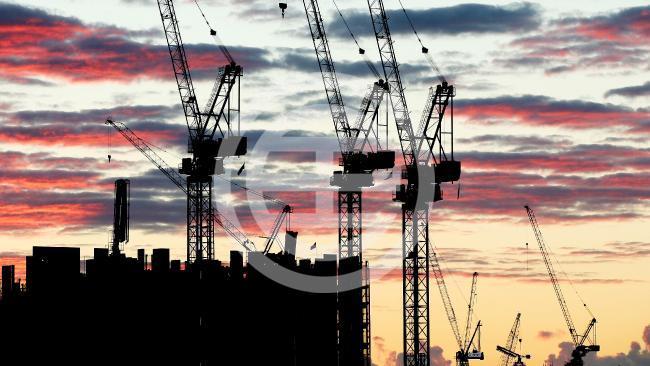 布里斯班新公寓房的需求水平下降,未来供应的进一步放缓,平均单价下降了8.1万澳元