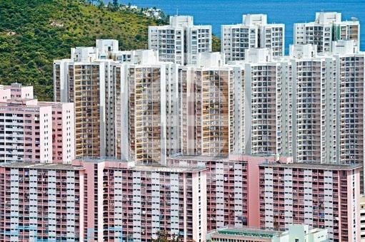 中国香港房协将於今年4月1日起调升辖下20个屋邨租金8%,3.2万个出租单位受影响