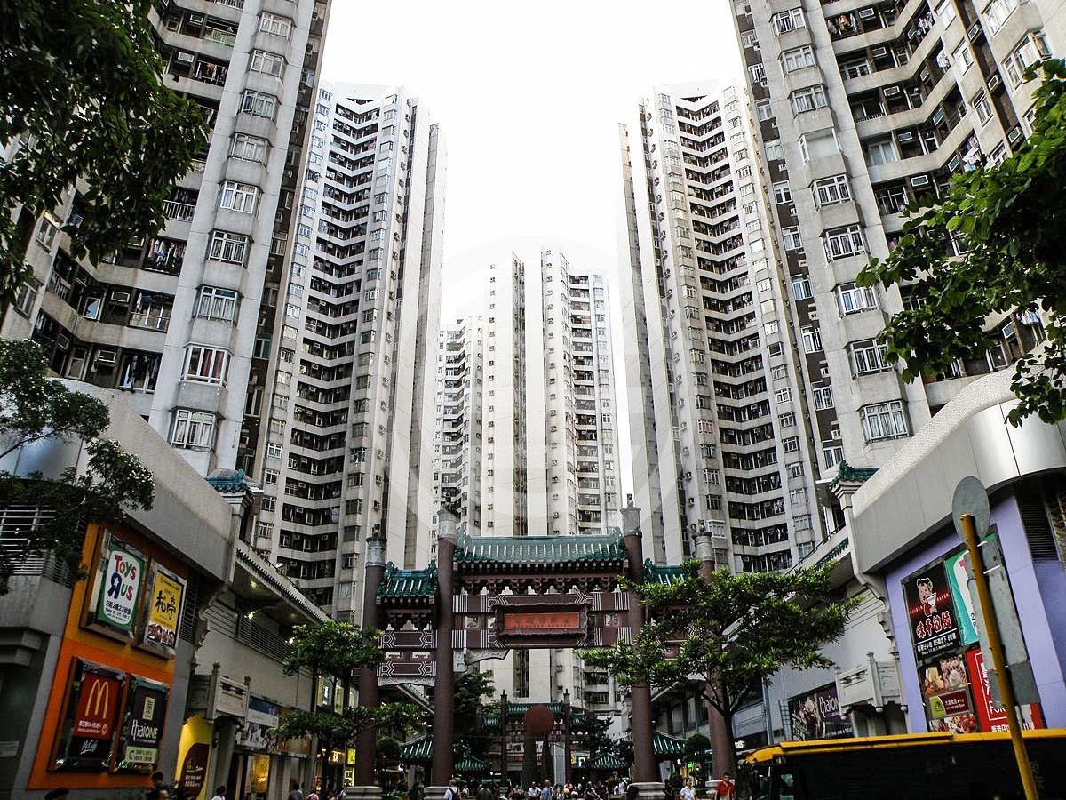 中国香港仔中心