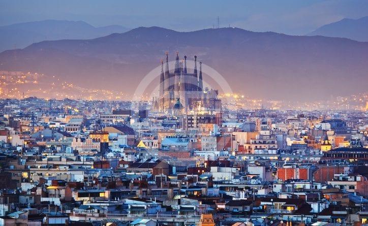 加泰罗尼亚的海外移民就业人数已经超过了40%。图为巴塞罗那