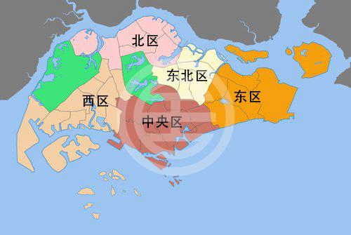 虽是弹丸之地,选对区域也很重要 | 新加坡