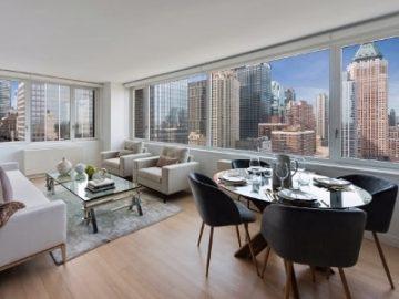 """纽约房市降温 欲进场者优质之选""""中央公园景观公寓""""   美国"""