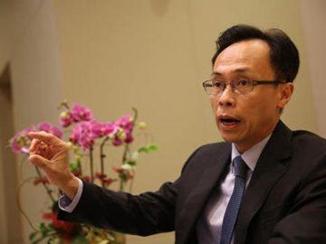 香港官员聂德权:粤港澳大湾区城市群规划料两会后出台 | 中国香港