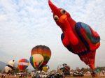 【图游世界】泰北新玩法:清迈国际热气球节 | 泰国