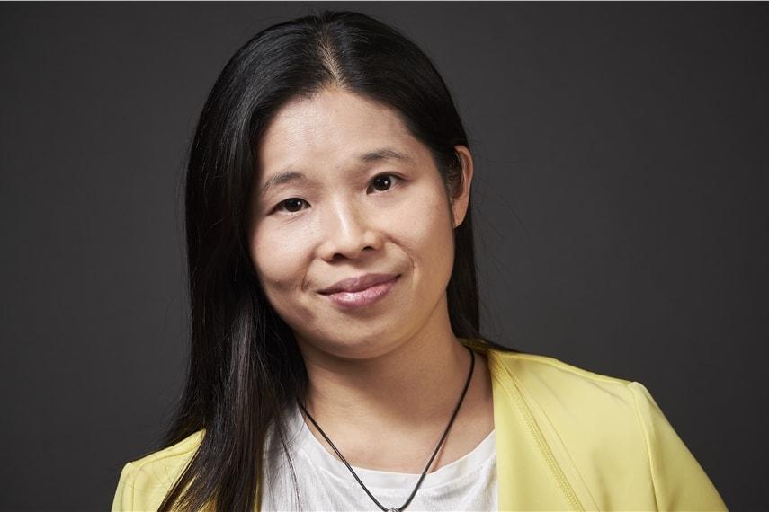居外网CEO罗雪欣女士