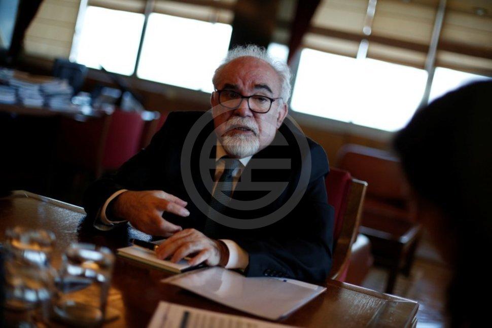 2018年3月5日,葡萄牙劳工和社会保障部部长何塞·安东尼奥·维埃拉达·席尔瓦(Jose Antonio Vieira da Silva)在里斯本接受路透社采访