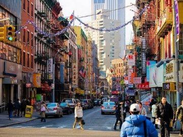曼哈顿唐人街商务公寓楼层,华人U乐国际娱乐者不可错过的机会 | 美国