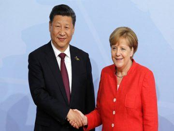 默克尔成功连任 在德华人数量已超20万 | 德国