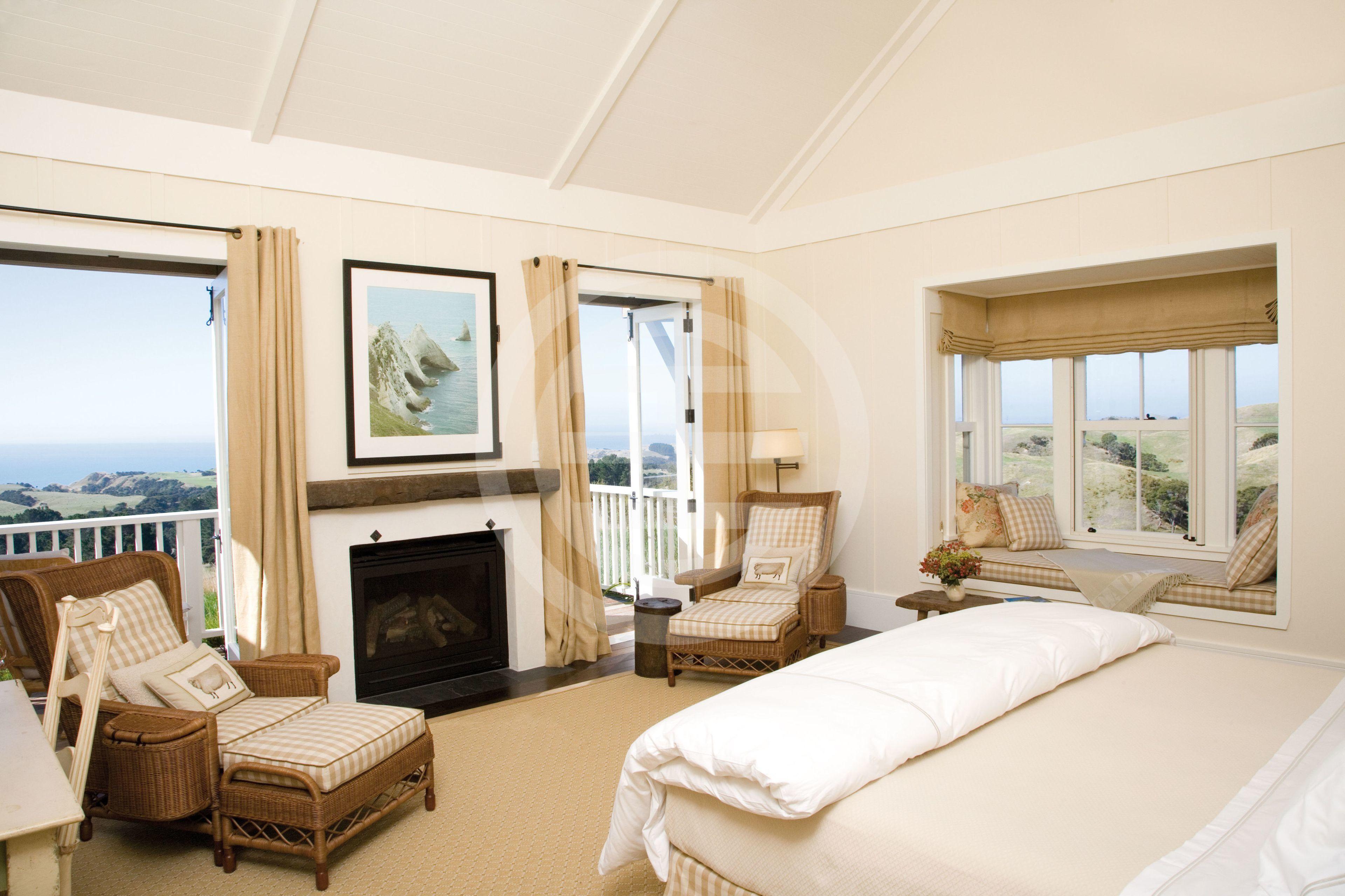 Cape Kidnappers的农场是亿万富翁朱利安·罗伯森在新西兰的三座豪华旅馆之一