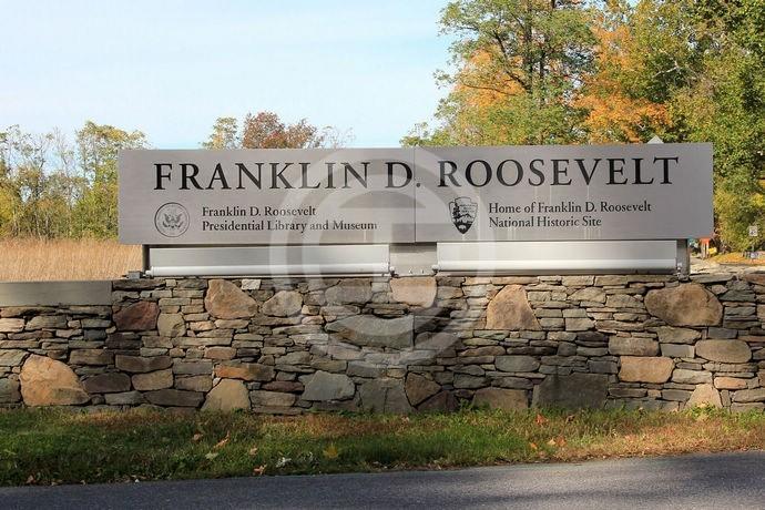 富兰克林·D·罗斯福故居