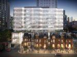 多伦多黄金地段地标性翻新建筑,凸显独一无二的生态环保意识