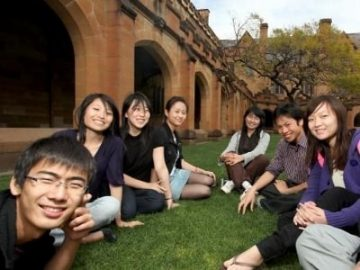 中国留澳学生数量激增 购房需求水涨船高