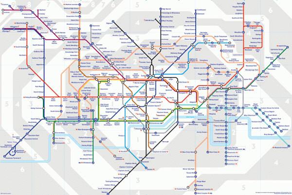 伦敦地铁如何乘坐?