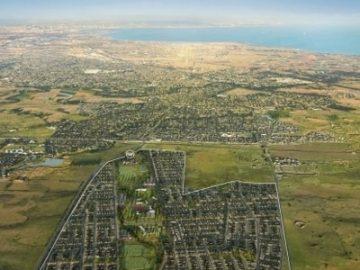 中国开发商高歌猛进 购入墨尔本市郊超过三分之二的大型绿地地块