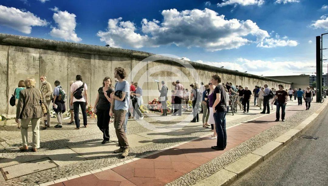 柏林墙遗址