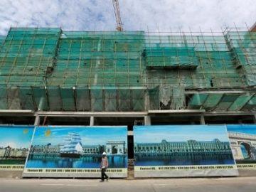 中国购房者涌至 金边的豪宅泡沫越吹越大 | 柬埔寨