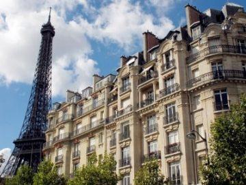 巴黎是欧洲第二受全球超级富豪青睐的房地产市场