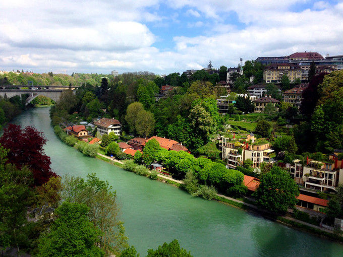 瑞士的确很漂亮,难怪很多人想去