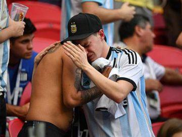 被足球左右的国家:经济恶化 阿根廷唯一的安慰碎了 | 阿根廷