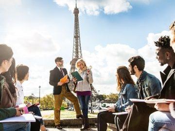留学法国:专业选择以及选课流程介绍
