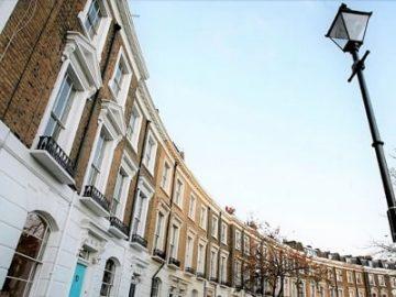 伦敦房价创奥运以来最大单月跌幅 部分海外投资者离场