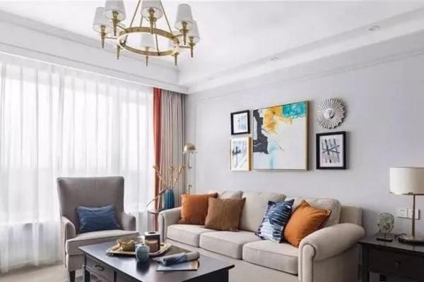 美国房子装修效果图以及常用的三大风格