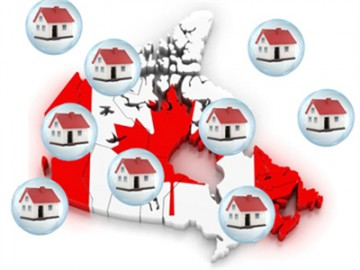 全球房产泡沫来袭 加拿大、新西兰首当其冲