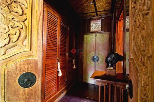 与自然共生的住宅典范 淋漓尽致感受老挝风情