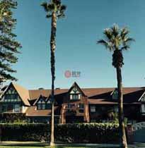 科罗纳多岛庄园住宅:加州精英的豪华生活方式