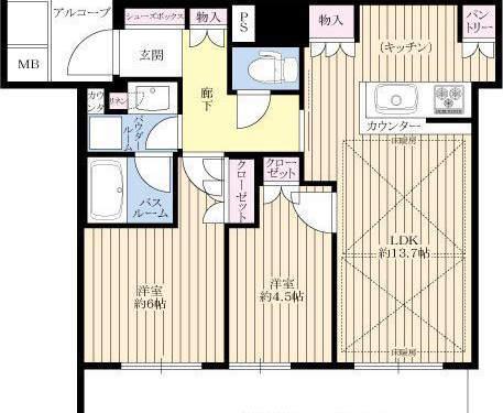 日本买房:租赁住宅种类及如何看房屋平面布置图