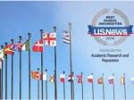 U.S.News2016世界大学排名:中国57所大学入榜 看看有哪几家