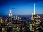 """都居家办公了,曼哈顿写字楼""""凉凉"""":一季度租赁量已腰斩"""