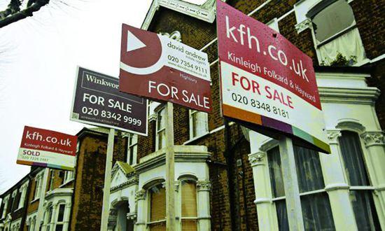 新卖家对最后成交价格信心不足 伦敦房价于一个月内下跌3万镑