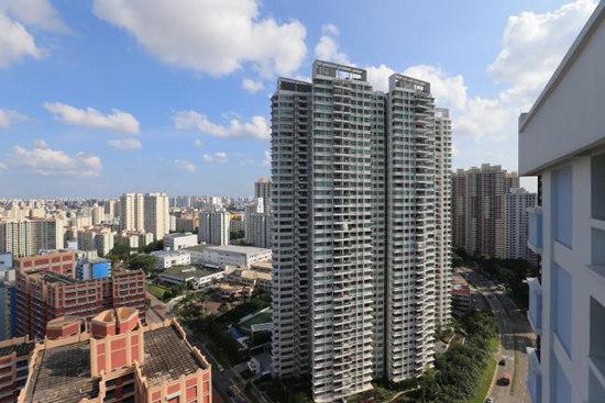 新加坡财政部长:发表新财政预算案时 未打算放宽房地产降温措施