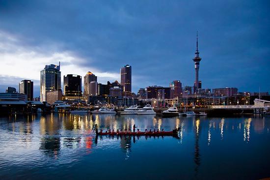 新西兰中国移民多扎堆奥克兰 视其为唯一大城市