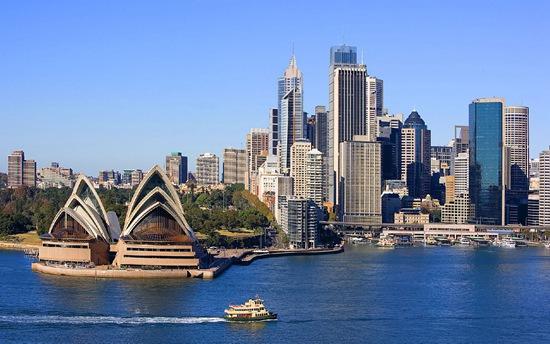 2016年澳大利亚房产市场 王冠将花落谁家?
