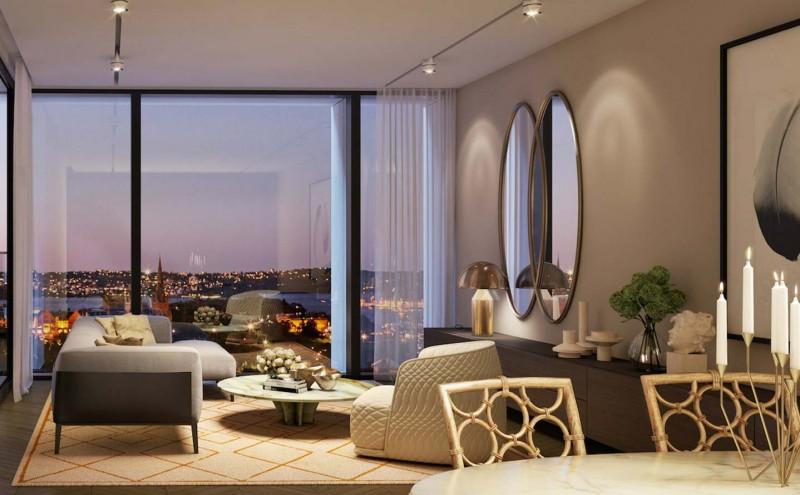 ONE30 Hyde Park由两大著名地产开发商奥园和Ecove联手打造,提供多种房型公寓选择