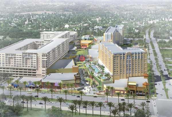 JW万豪酒店项目建成后,共12层、466间高档客房、350个停车位,汇聚品牌餐厅、娱乐中心、商务中心等为一体的多功能奢华度假酒店