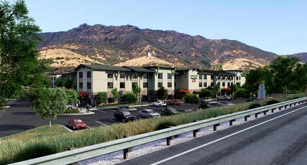 这是 EB5 Capital在加州的第6个 EB-5 项目,也是其第9个酒店项目,更是其与酒店开发商 HHG 的第4次合作