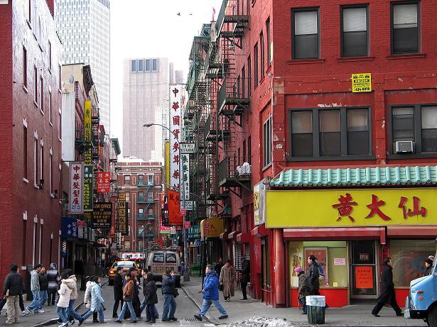 美国 | 纽约唐人街攻略 带你玩转纽约