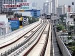 曼谷捷运线地价涨势不断