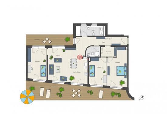 海外 | 德国莱比锡最佳置业机会——优质公寓大楼拥有独特建筑工艺