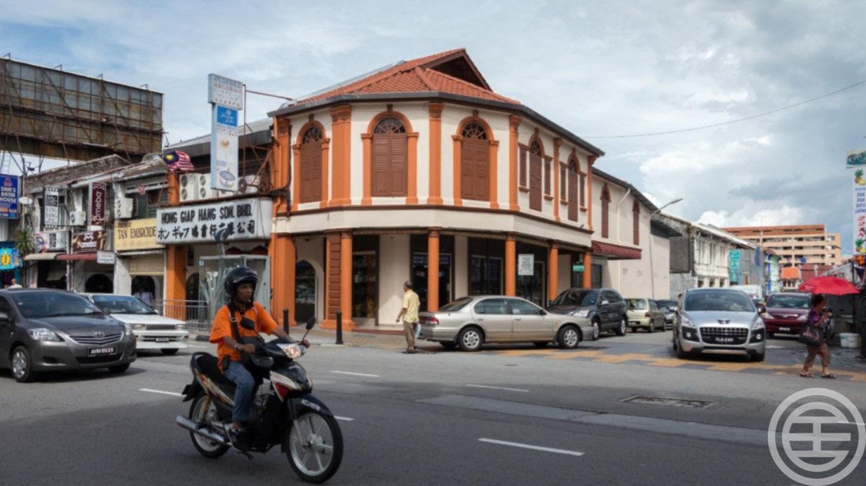 槟城一向受游客欢迎,楼价或可看高一线