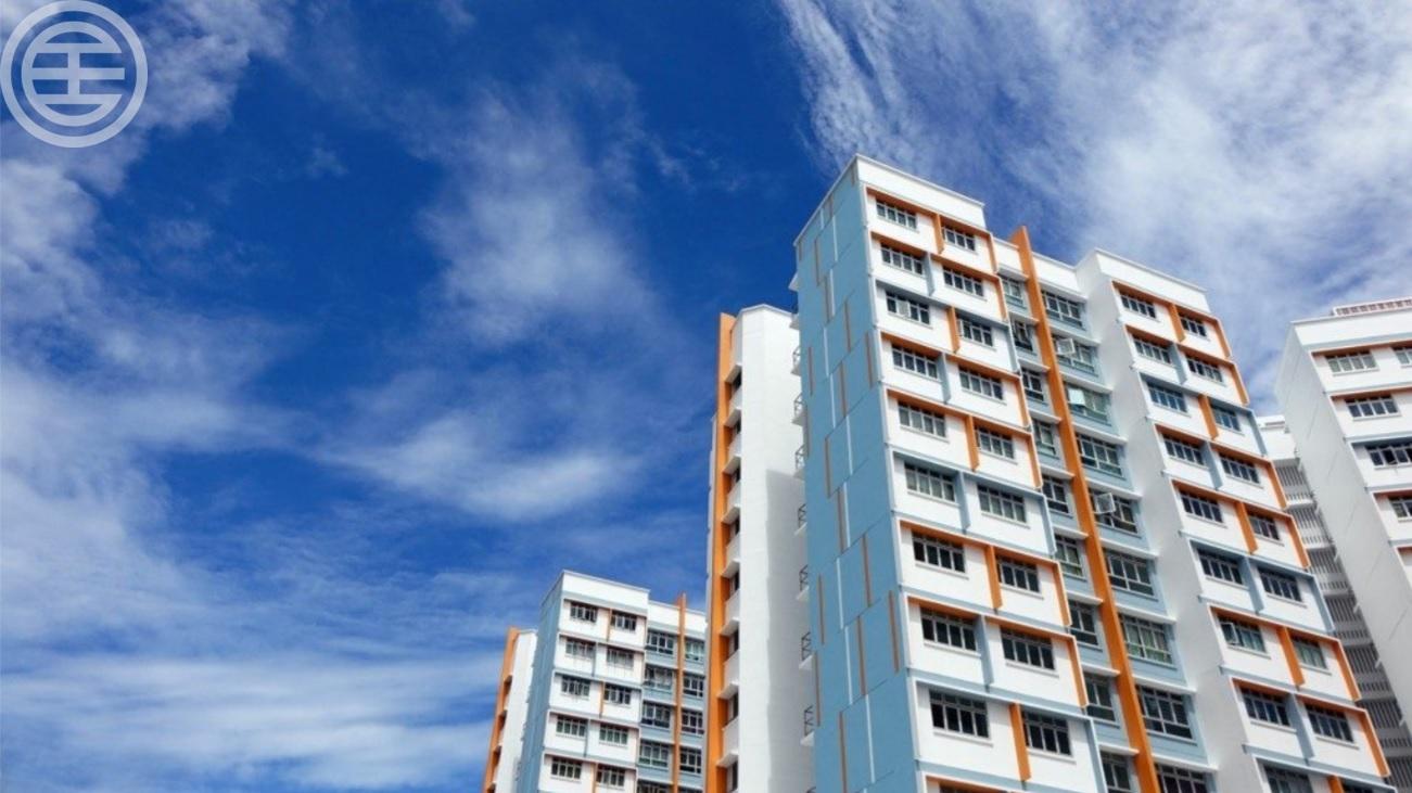 超过八成新加坡公民均以低廉的租金,租住政府提供的组屋