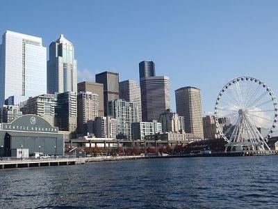 最近有多家海外媒体报导,大陆投资者对境外房地产的兴趣依然很浓厚。图为华盛顿州的最大城市西雅图