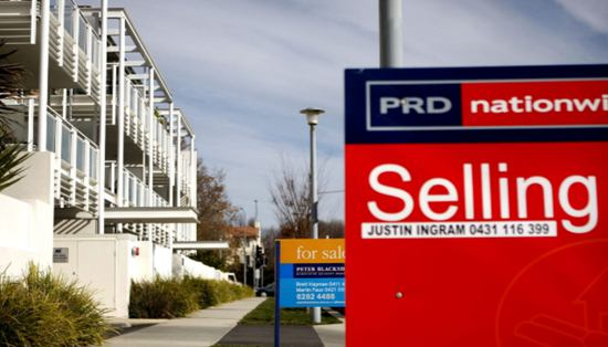 堪培拉中位房价首次突破70万澳元   澳洲