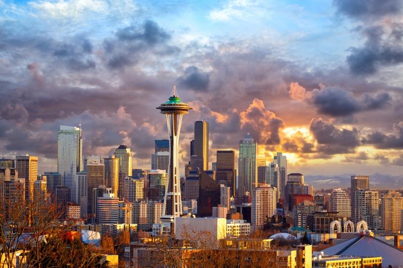 西雅图吸引许多电脑高科技与生技背景的新移民